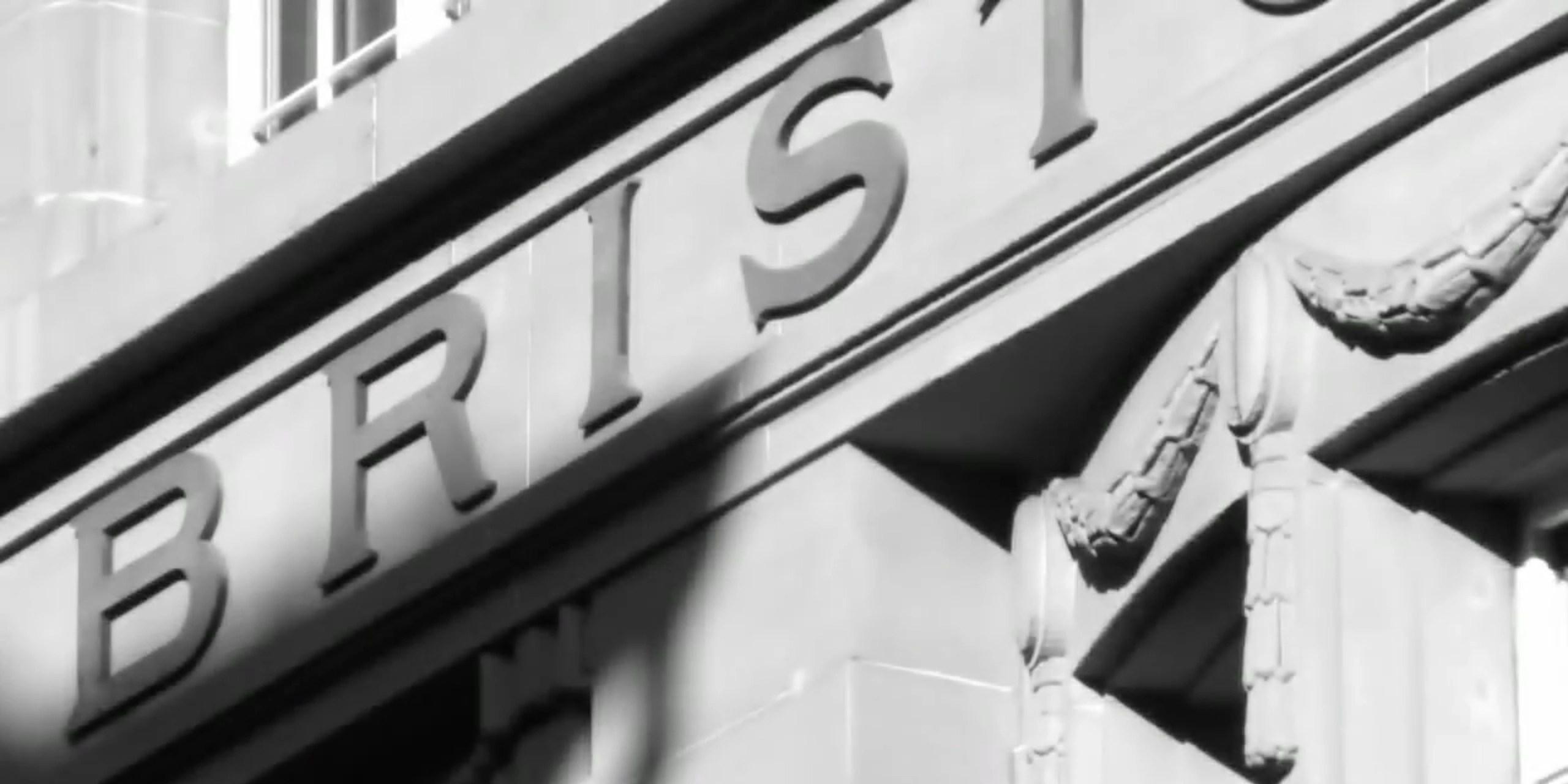 Film Business-Hotel Bristol für Hotel Bristol Bern by Werbeagentur Bern - Blitz & Donner