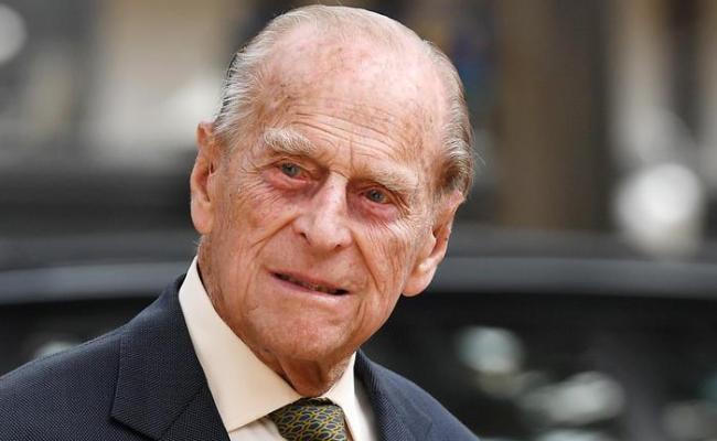Principe Filippo Ricoverato Per Una Infezione In Ospedale