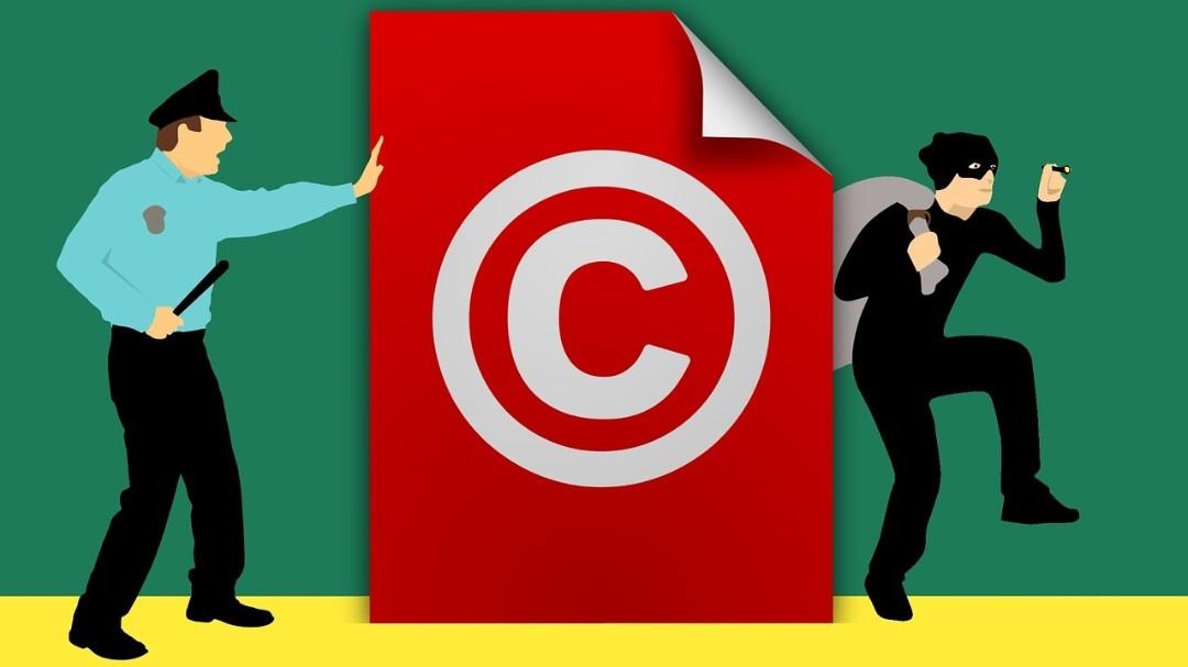 Du skal respektere loven om ophavsret