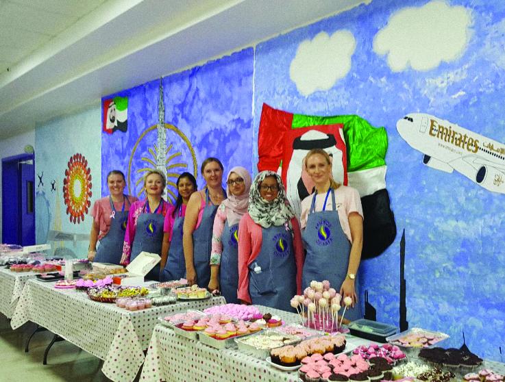 Team FoS, Safa British School