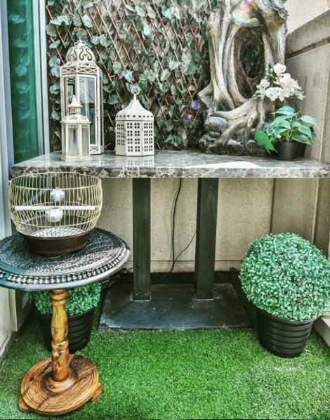 Sopranda balcony design birdcare interior_designer_dubai