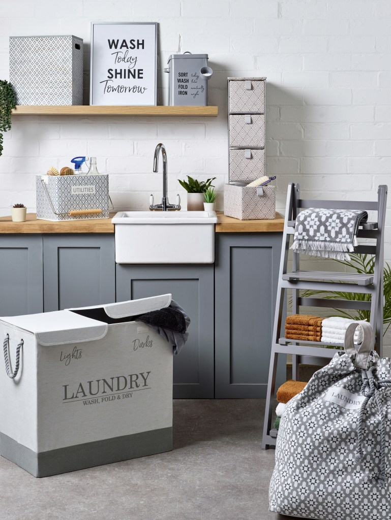 Laundry room by Next.co.uk