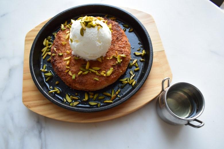 Dessert at ILA Restaurant & Cafe