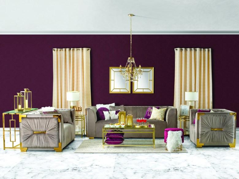 Homebox Ramadan 2021 collection living room set up