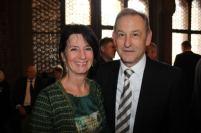 Kerstin Radler und Ludwig Artinger von den Freien Wählern