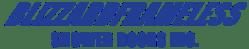 Blizzard Frameless Shower Door Logo