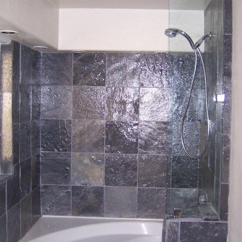 Custom Splash Panel By Blizzard Frameless Showers