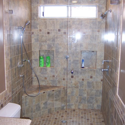Inline Glass To Glass 7 By Blizzard Frameless Showers