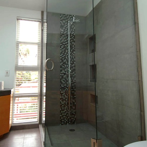 Neo Angle 5 By Blizzard Frameless Showers