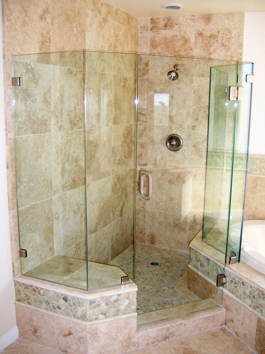 Neo Angle 7 By Blizzard Frameless Showers