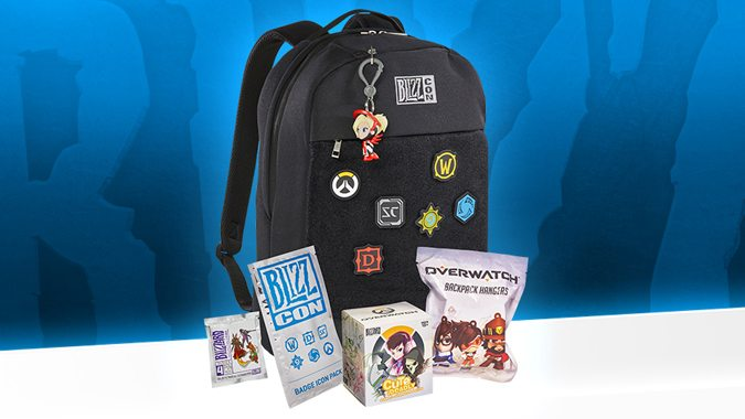 blizzcon goody bag archives