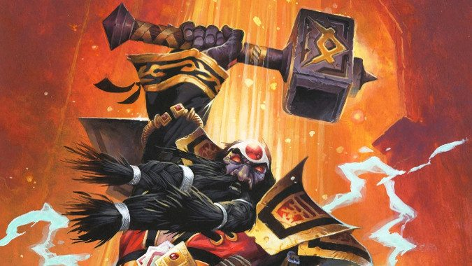 Know Your Lore The history of the Dark Iron Dwarves