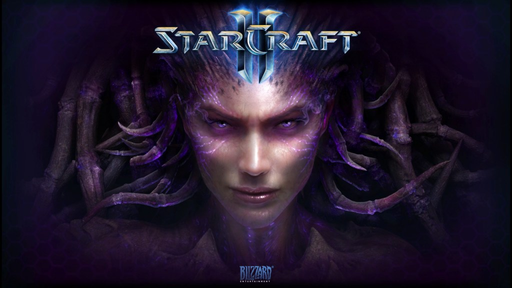 Image result for StarCraft II