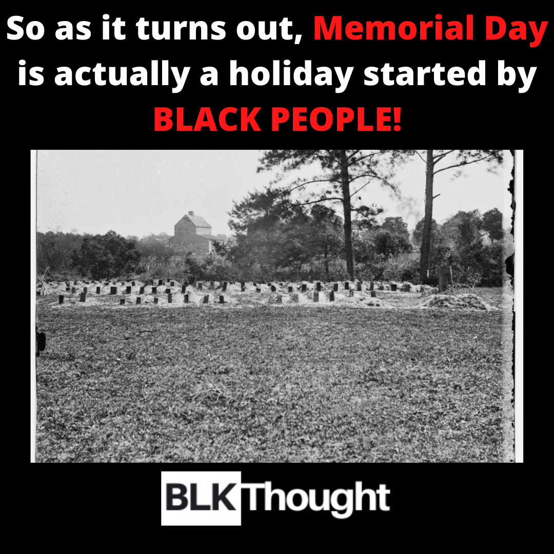 How Memorial Day was Started by Black Folk