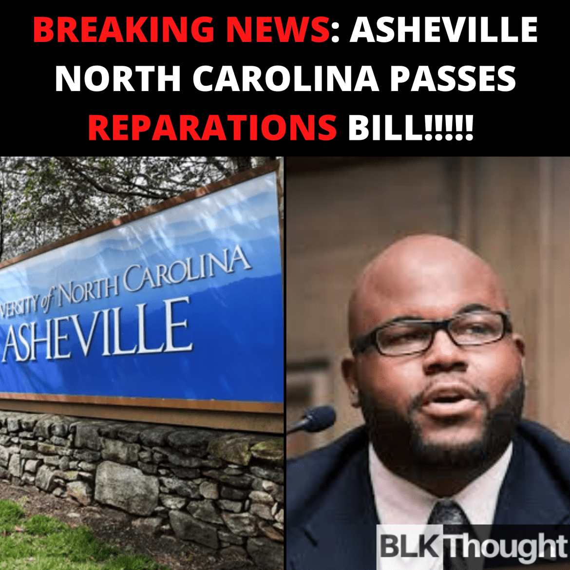 North Carolina Approves Reparations for Black Residents