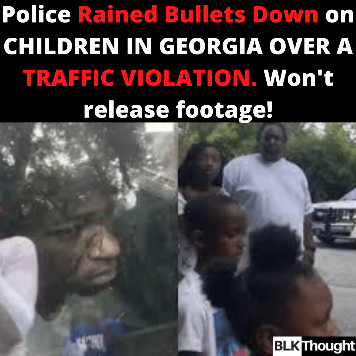 Bullets Rain Down On Children. We Want The Footage!