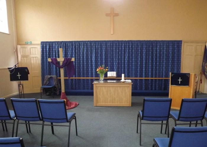 Worship area
