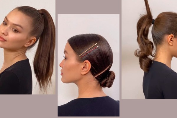5 Easy Ways To Style A Ponytail