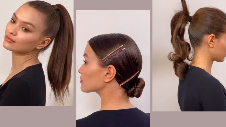 Hair Tutorial: 5 Easy Ways To Style A Ponytail