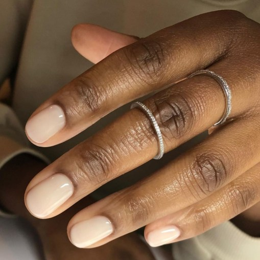 Best Nude Nail Polish For Deep Skin Tones