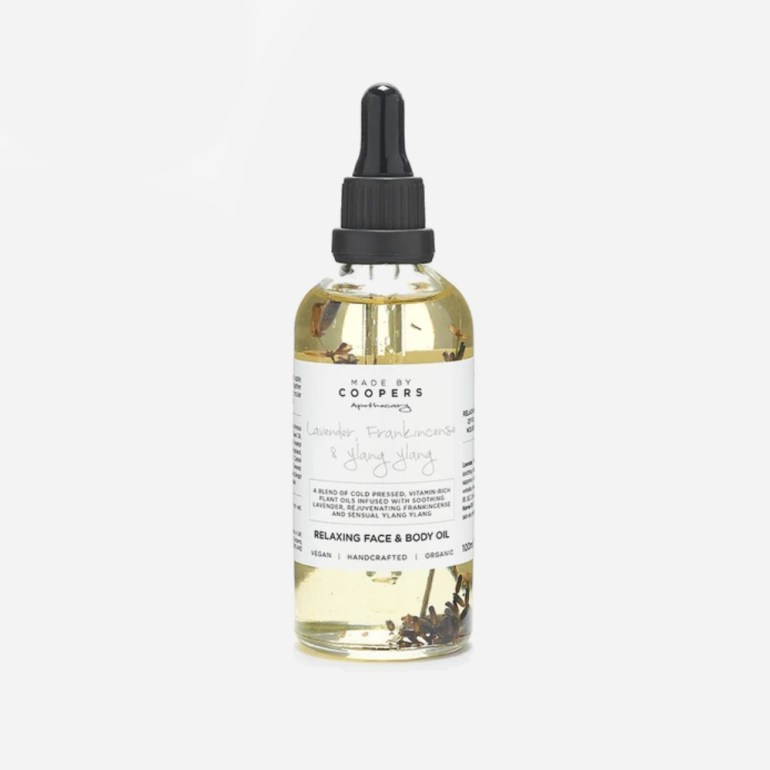 Botanical Body Oils To Rejuvenate Your Skin | Made By Coopers Relaxing Face & Body Oil