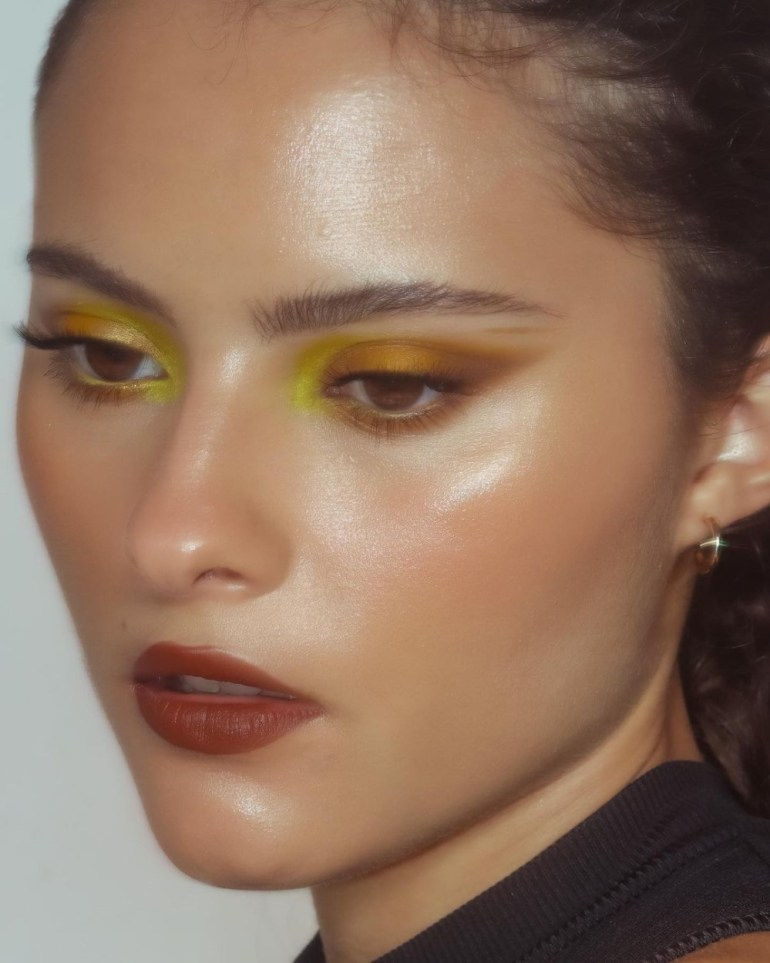 Matte Eye Makeup Look