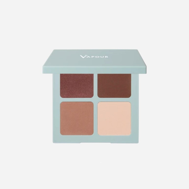 Clean Beauty Brands - Vapour Archetype Eyeshadow Quad