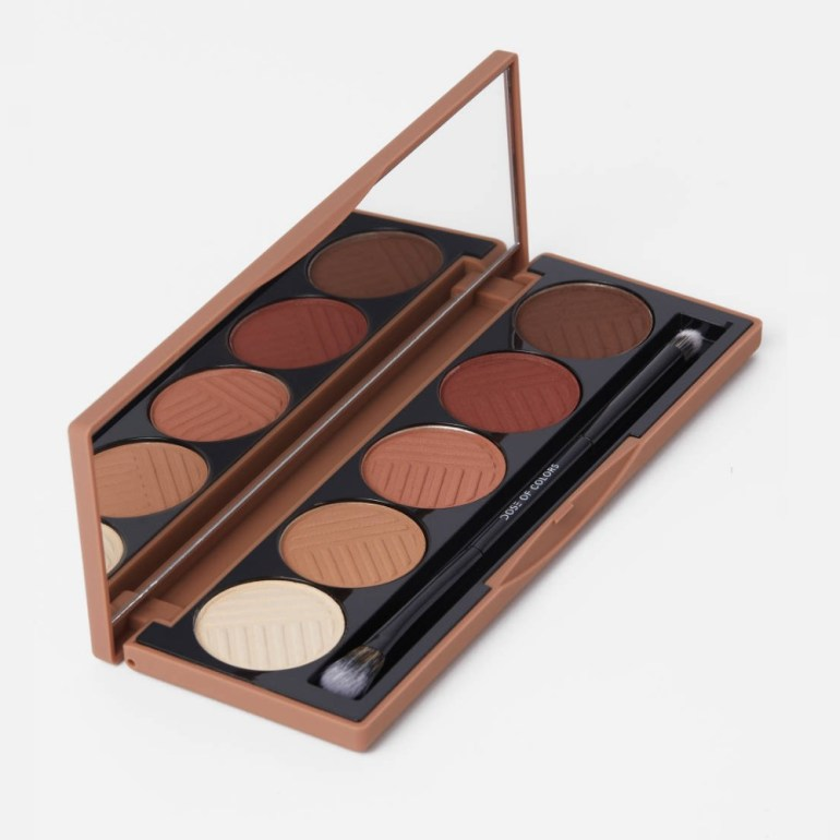 Neutral Eyeshadow Palettes For Every Budget: Honest Beauty Everything Eye Shadow Palette