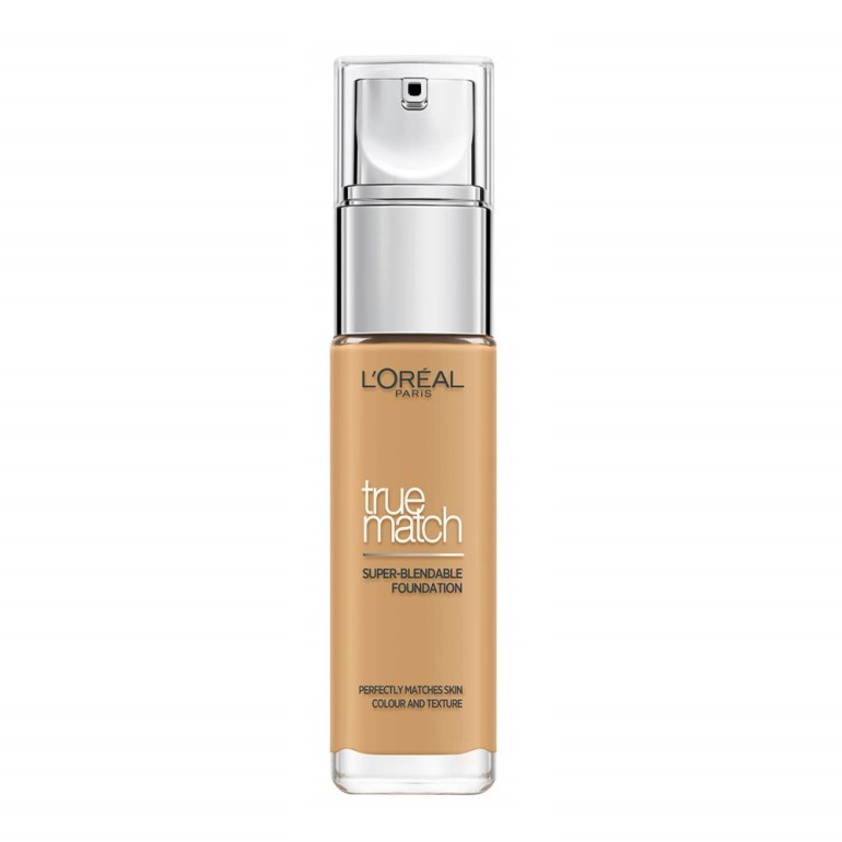 L'Oreal True Match Foundation with SPF and Hyaluronic Acid 30ml
