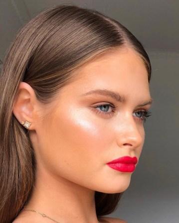 Fresh Glowing Skin For Evening: Makeup Artist & Hair Stylist Serena Wyllie