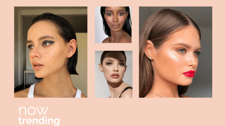 Discover the Trending Makeup & Beauty Looks To Try in 2021