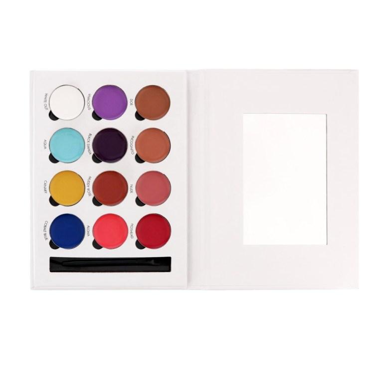 Bellápierre 12 Color Matte Pro Lip Palette