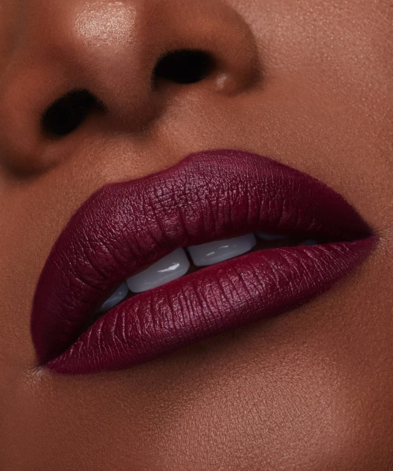 By Beauty Bay Berry Collection Matte Lipstick Quad