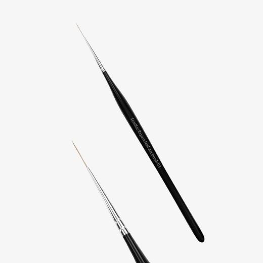 Semilac Nail Art Thin Brush NR 000-3