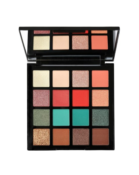 L.A. Girl Hey Hey Vacay Eyeshadow Palette - Good Times and Tan Lines