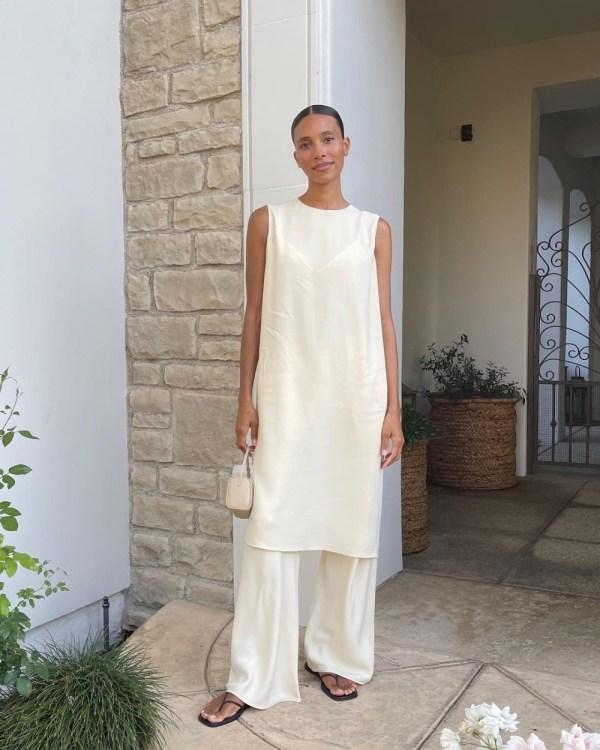 The Tunic Dress: Tylynn Nguyen