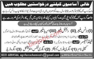 Wahid Group of Companies Balochistan Jobs 2021