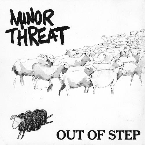 Out Of Step - Reissue (LP + Digital Copy) de Minor Threat - CeDe.com