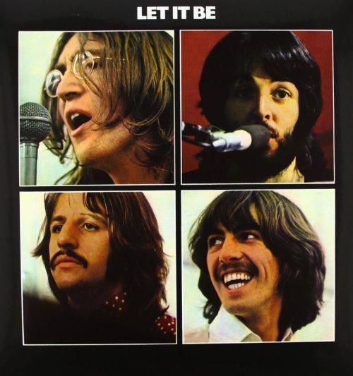 Let It Be - Reissue (Version Remasterisée, LP) de The Beatles ...