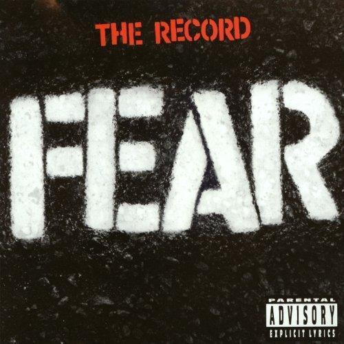 Record (LP) de Fear - CeDe.com