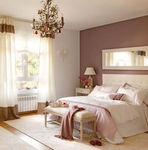 Colores para pintar habitacin de matrimonio con muebles