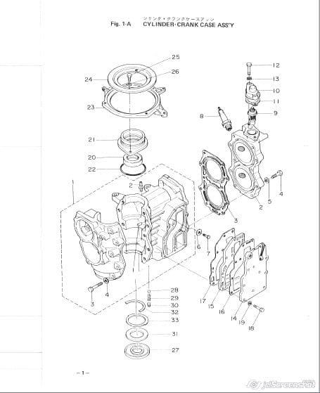 ¿Arrancar y puesta a punto de un motor de 2T que lleva 20