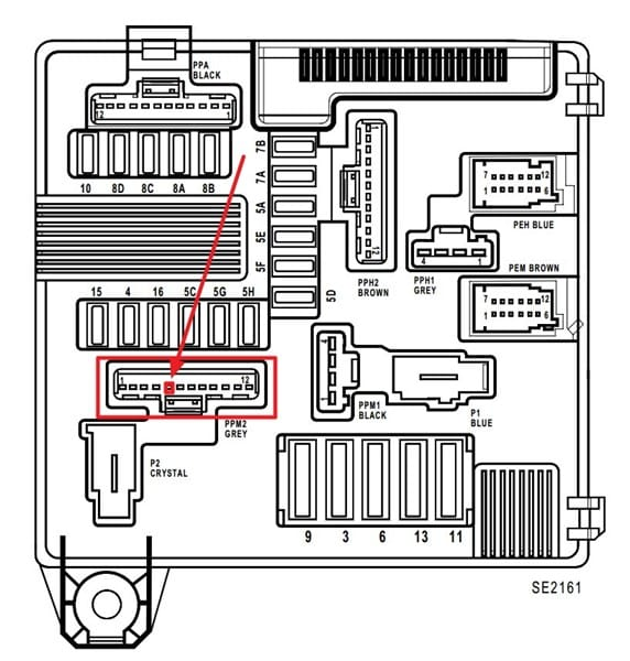 Focus Fuse Box Focus Wheel Wiring Diagram ~ ODICIS