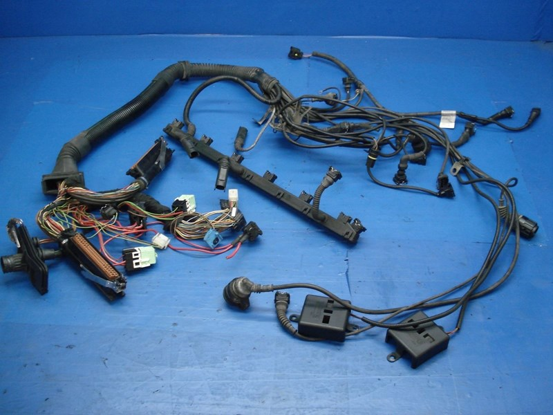 Autobahn Parts Electrical BMW E39 528i OEM Complete Engine