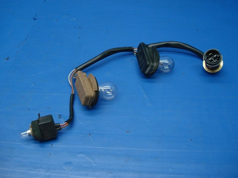 Complete Wiring For Lights Electric Brakes And Controller For A 94