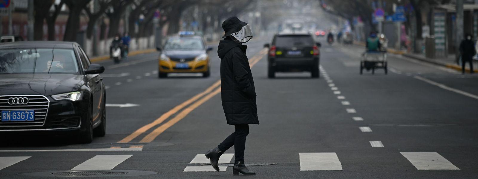 Corona-Virus: Lage in China bleibt angespannt