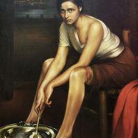 La Chiquita piconera (Julio Romero de Torres, 1930)