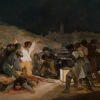 Los fusilamientos del tres de mayo (Goya, 1814)