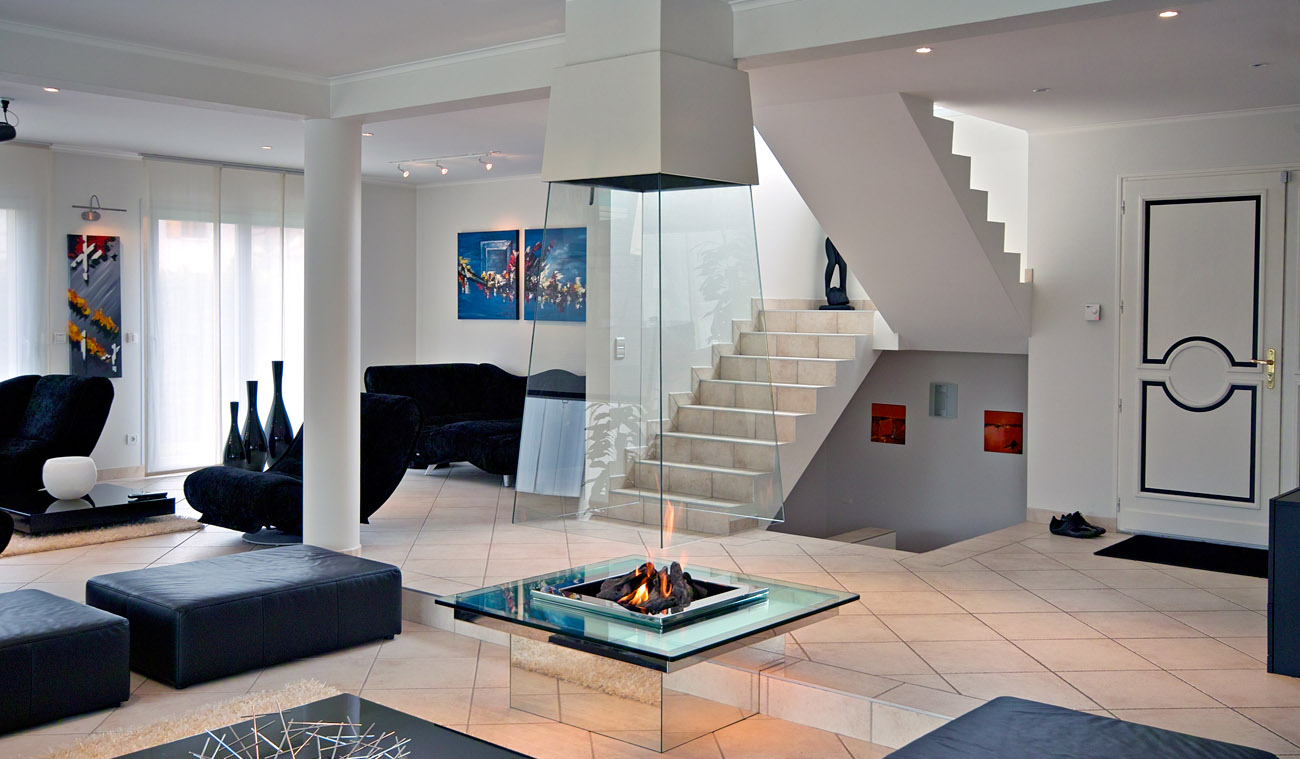 Bloch Design moderne  kamine  modernen kamin  kamin