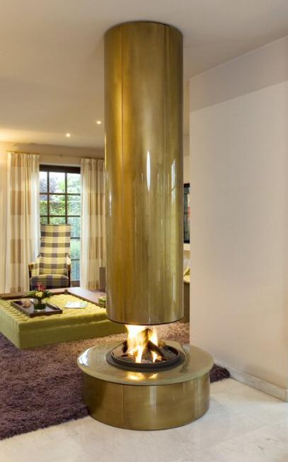round fireplaces  circular fireplaces  contemporary fireplace  custom fireplace  modern